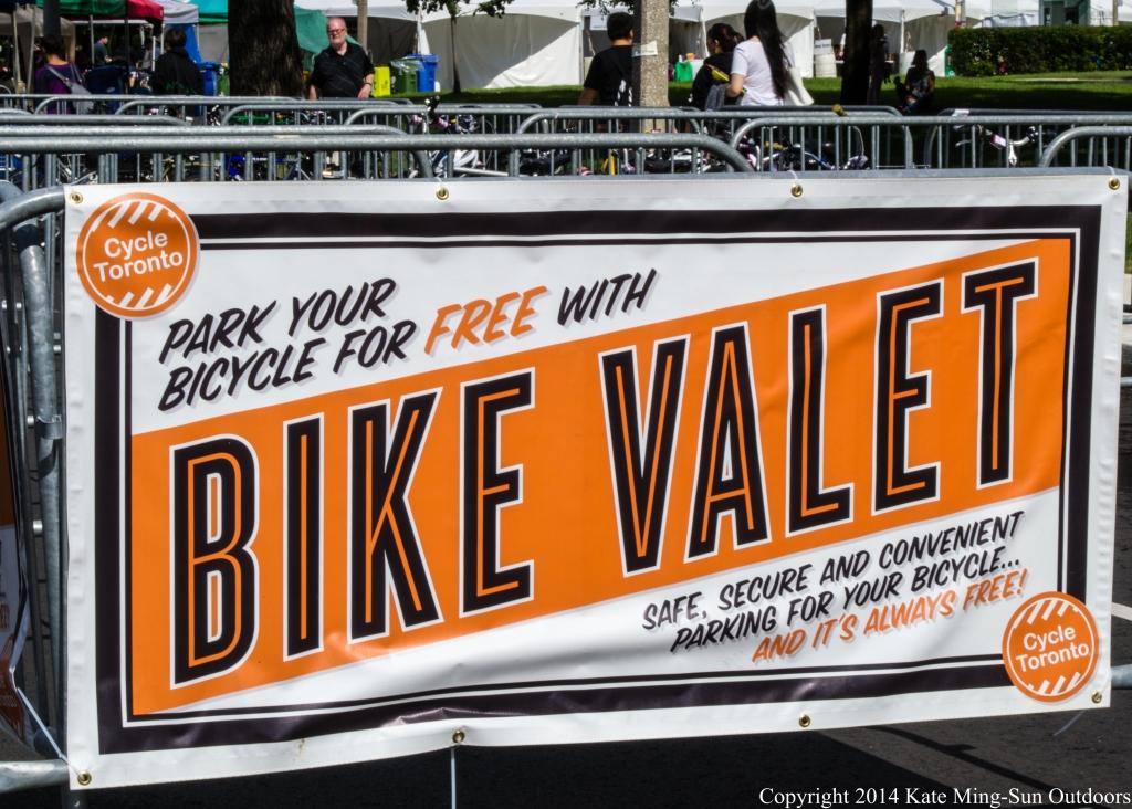 20140921 - bike valet WOTS