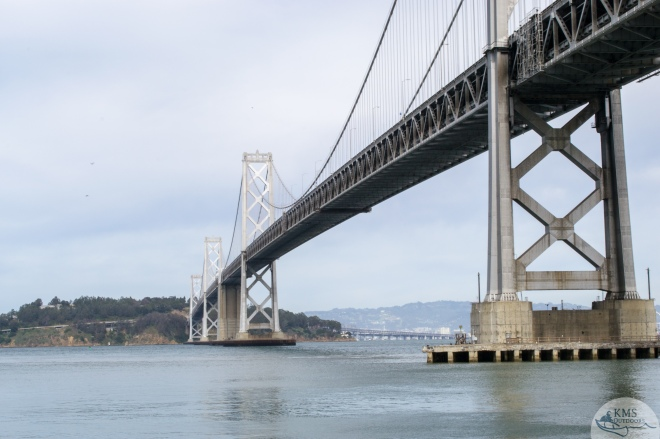 20150320 - Bay Bridge color San Francisco