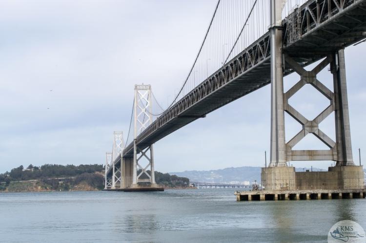 20150320 - Bay Bridge color San Francisco