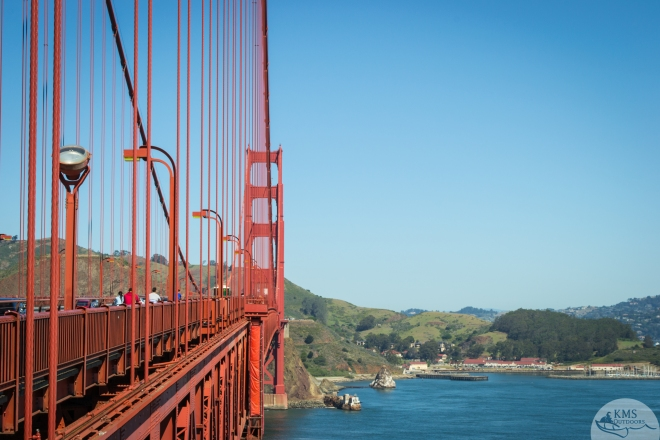 20150326 - golden gate bridge crossing san francisco to sausalito
