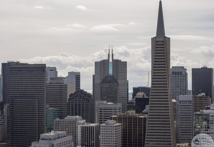 20150323 - transamerica bldg after the climb to coit